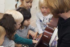 HDO Kindercampus Zuidas