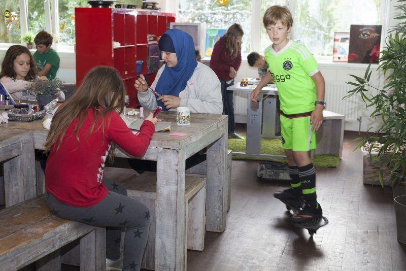 Super Activiteiten en rituelen op de BSO - KinderRijk &IE39