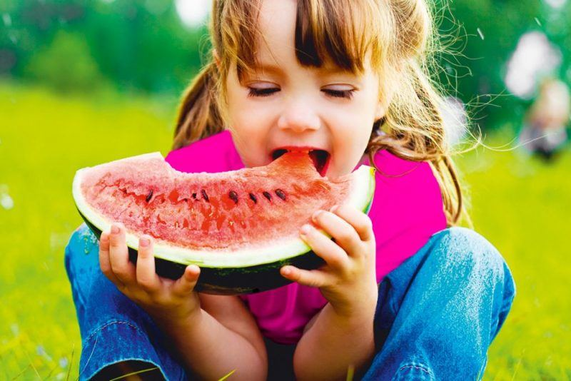 Lekker gezond bij KinderRijk