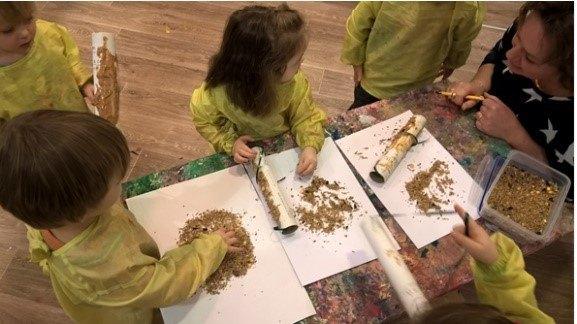 Zadenstengels maken