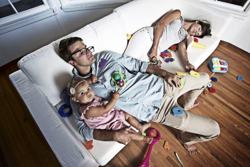 De wereld van de jonge ouder